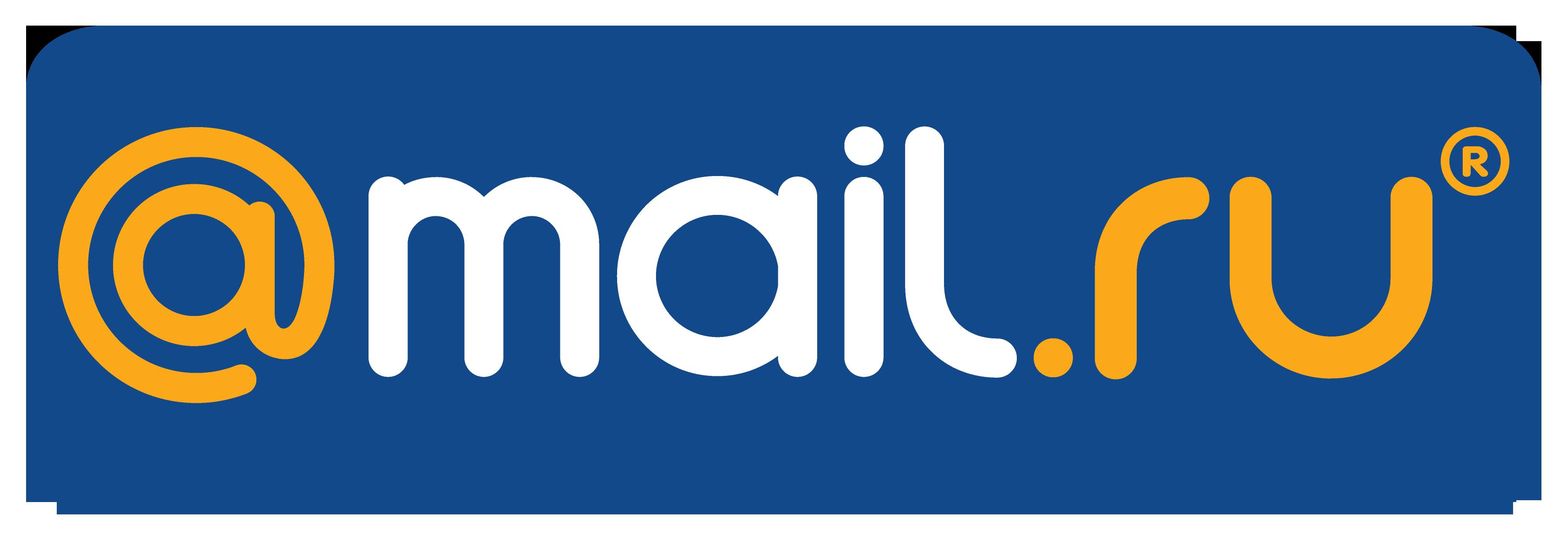 логотип маил ру