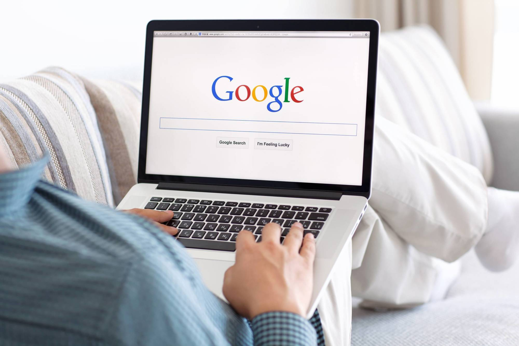 Регистрация Гугл аккаунта без номера телефона на ПК