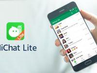 Регистрации в MiChat без номера телефона