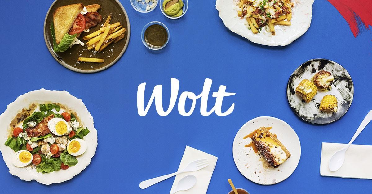 Регистрация в приложении Wolt без номера телефона