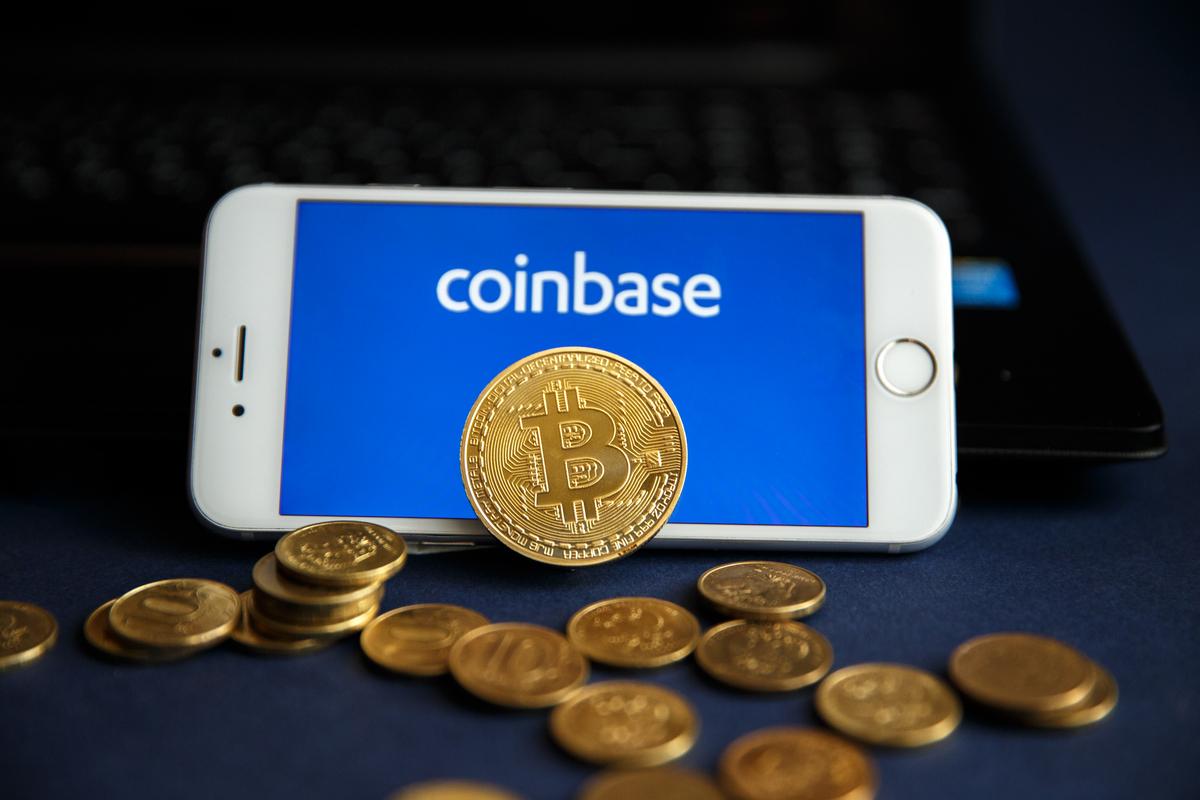 Coinbase: регистрация на бирже без номера телефона