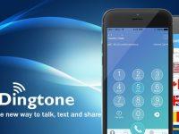 Dingtone – регистрация без номера телефона