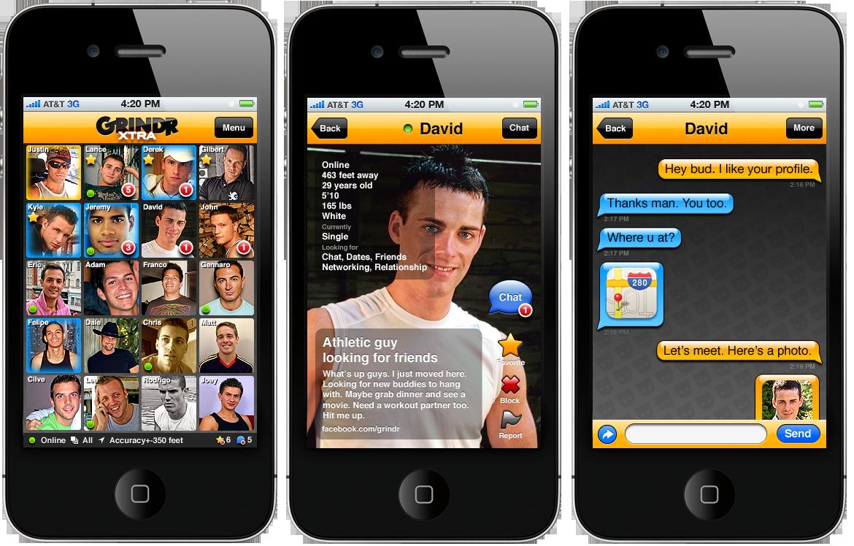 Приложение Grindr: обзор и регистрация на сайте знакомств