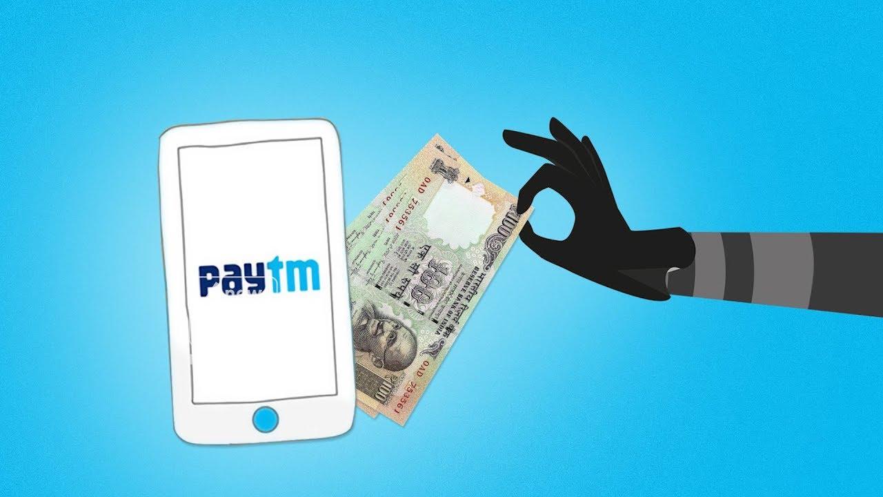 PayTM: регистрация в России без номера телефона
