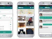Приложение OfferUp: регистрация без номера телефона