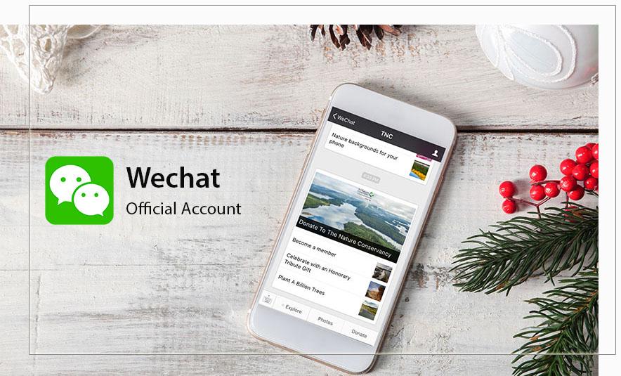 Купить готовый аккаунт Wechat