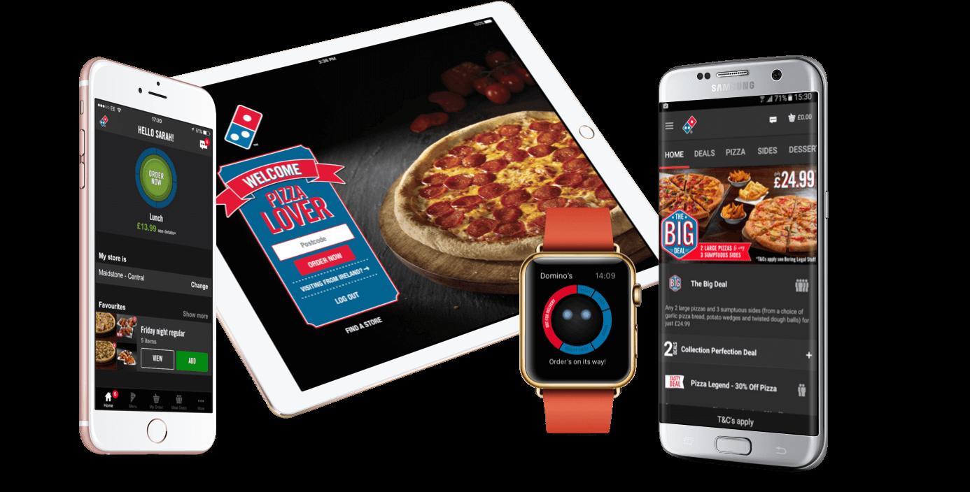 Доминос пицца: регистрация без номера телефона