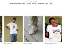 Интернет-магазин Sneakersnstuff: сделать заказ без номера телефона