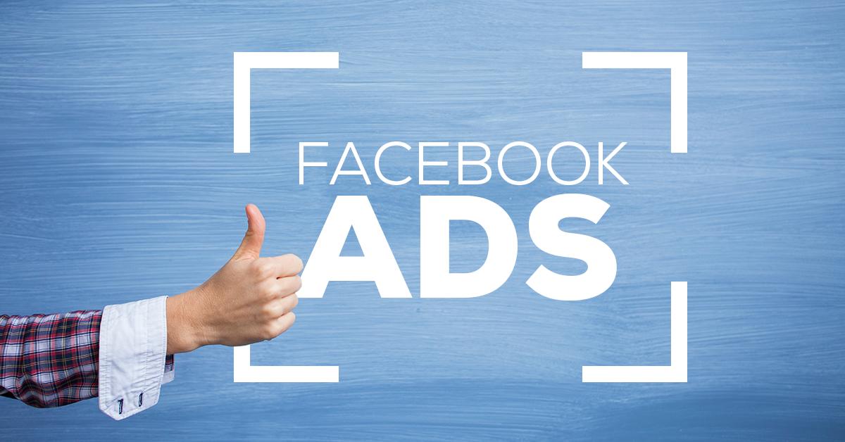 Забанили рекламный аккаунт Фейсбук: реклама не соответствует правилам