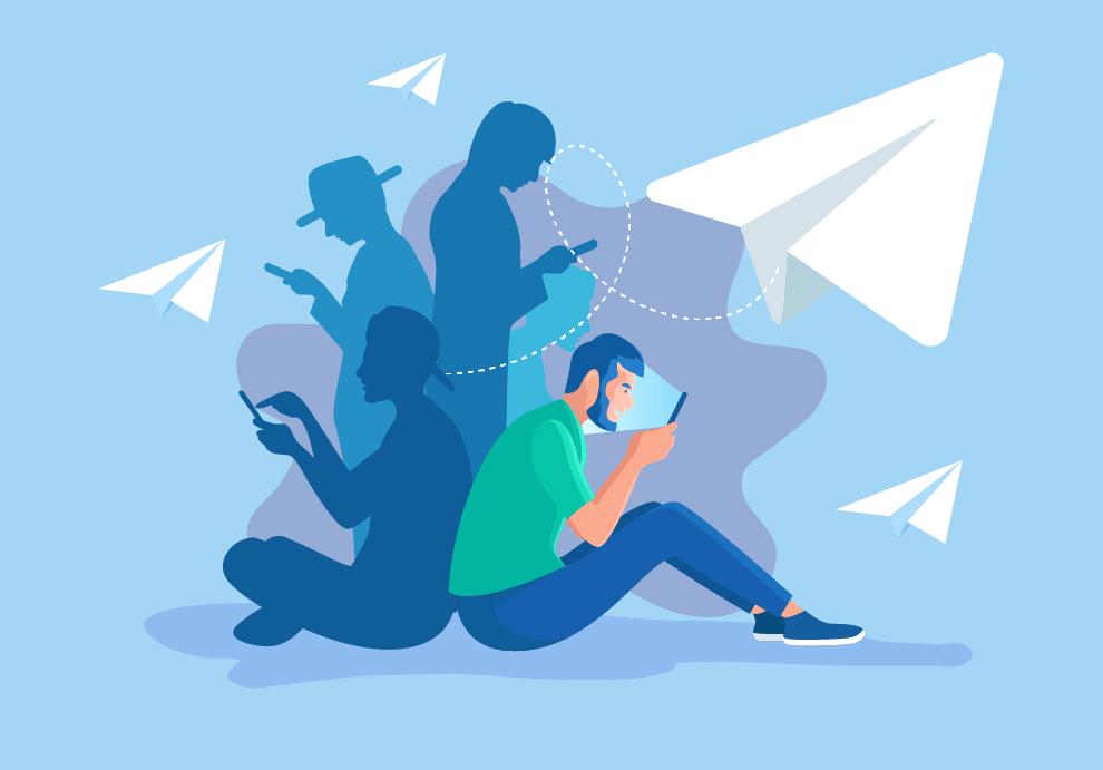 Сообщение телеграм: «этот канал недоступен» – обходим ограничение