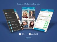 Happn: сайт знакомств с интересной изюминкой
