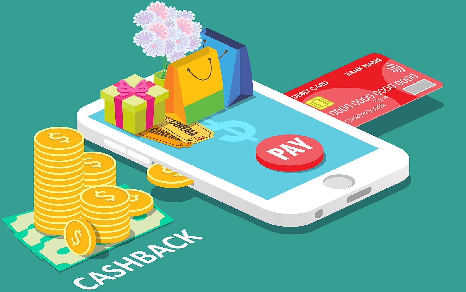 Use cashback services and order JD Com products