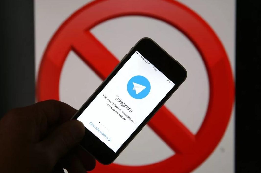 Как снять бан в телеграмме?