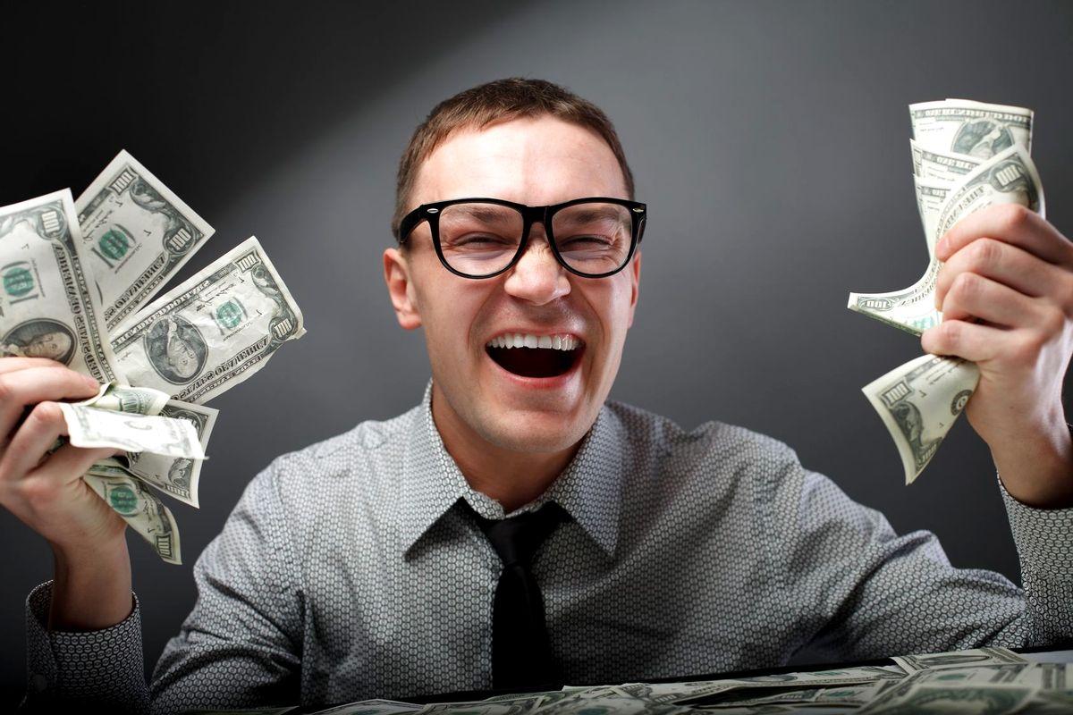 Заработать денег на акциях