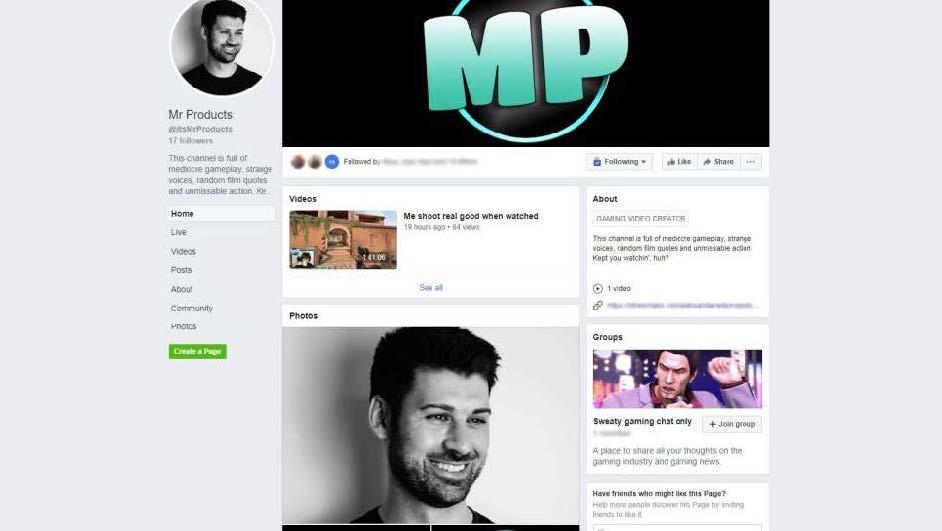 Как сделать прямой эфир в Фейсбуке