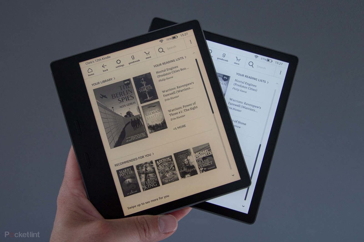 Создание контента для Amazon Kindle