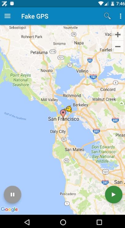 Смена геолокации на андроид – Fake GPS Location Donate