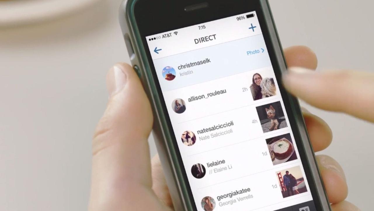 Как восстановить удаленные сообщения в Инстаграме