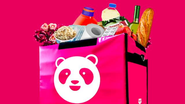 Приложение для заказа еды FoodPanda: особенности, недостатки, преимущества
