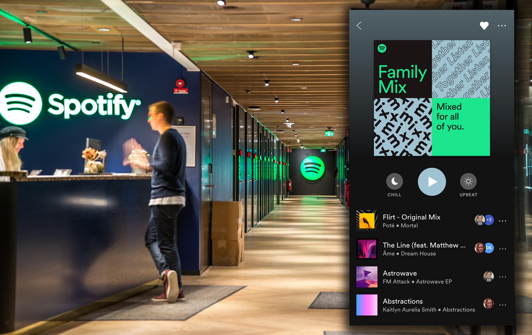 отменить автопродление подписки Spotify
