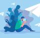 Заработок на сайтах знакомств через Телеграмм