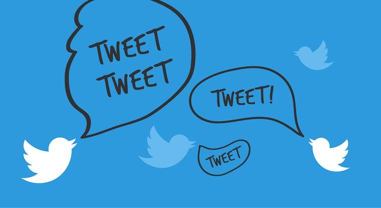 Продвижение Твиттер модель поведения