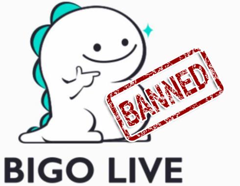 Частые блокировки пользователей Bigo live