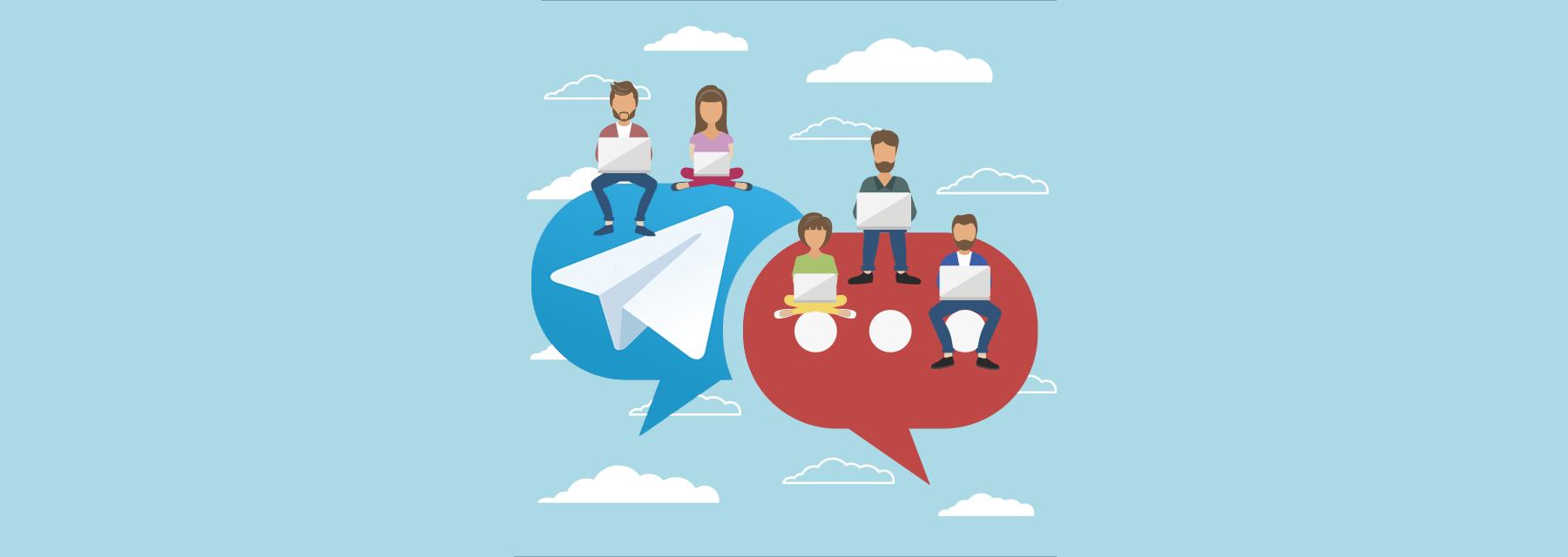 Telegram для заработка на сайтах знакомств