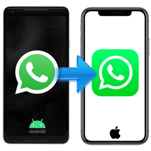 Как перенести переписку whatsapp с android на iphone (и наоборот)