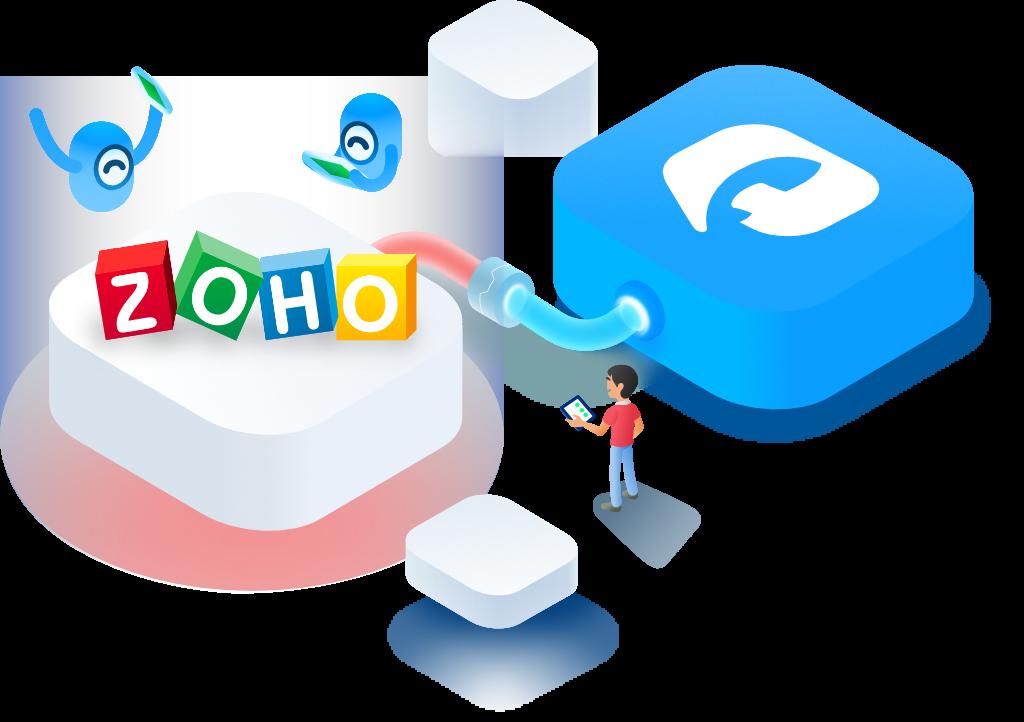 Zoho CRM: особенности платформы и преимущества ее использования