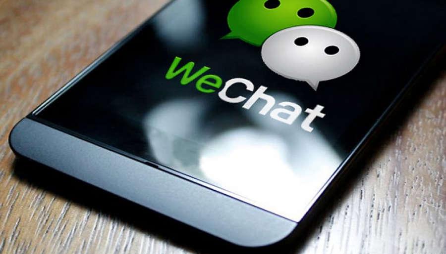 мессенджер из Китая WeChat