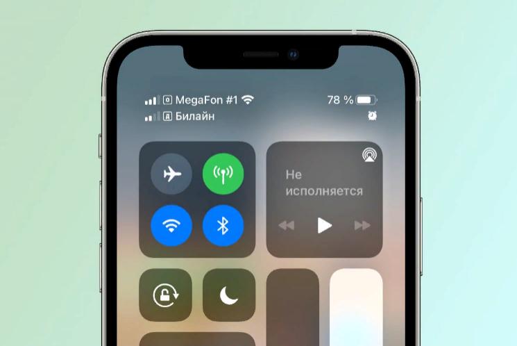 Виртуальный номер iphone вида eSIM