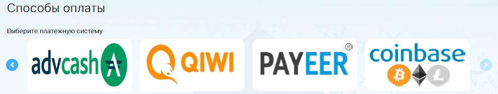 Пополнение баланса для покупки виртуального номера