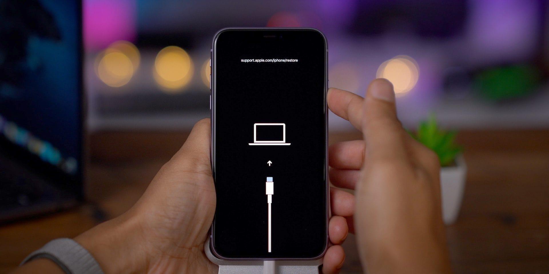 Как подключить iPhone к iTunes: все способы
