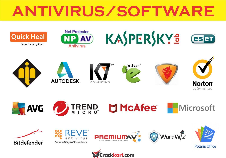 Защитить данные в интернете с помощью антивируса