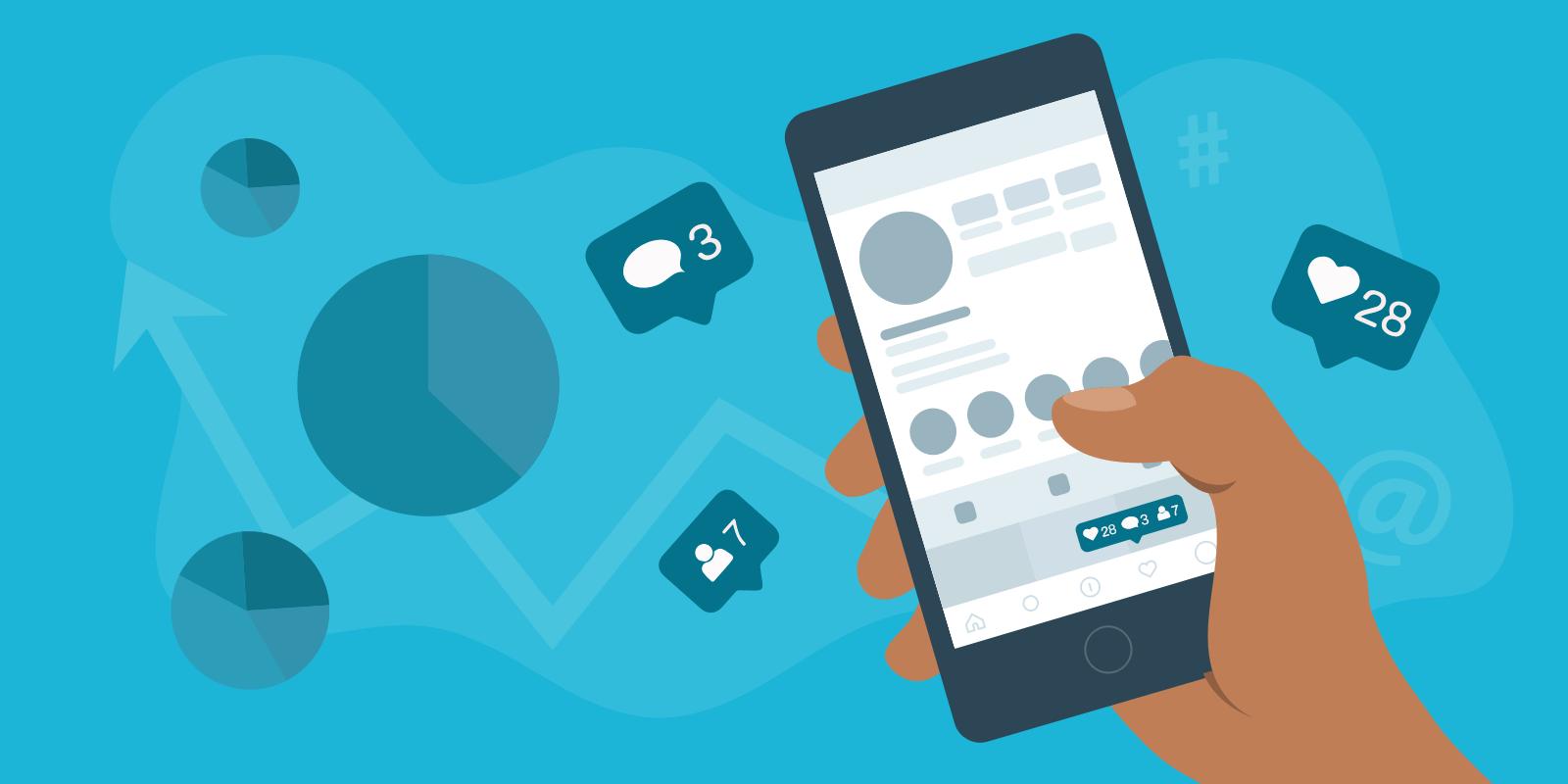 Анализ целевой аудитории и конкурентов в Инстаграм