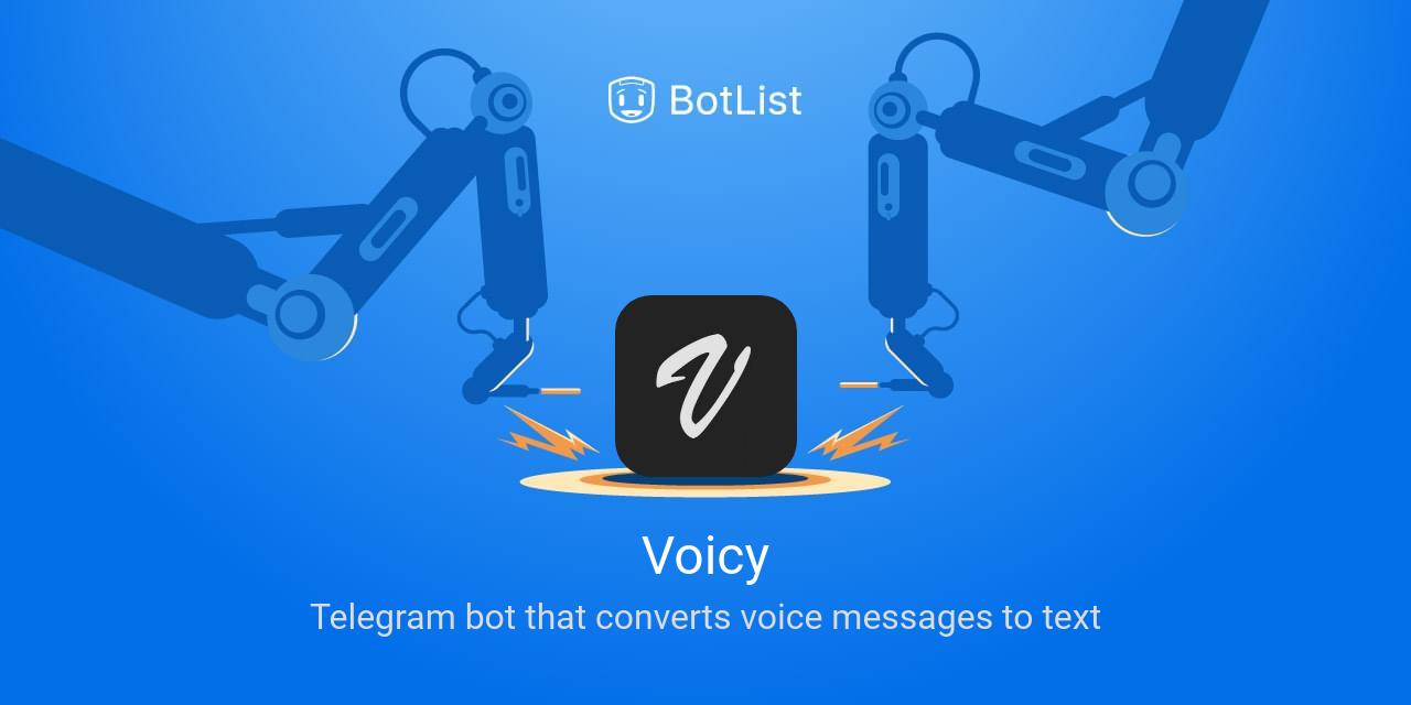 Voicy – переводчик аудио в текст