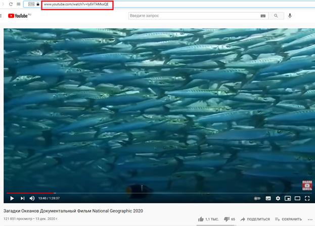 Скачать видео с Ютуб через специальные сайты