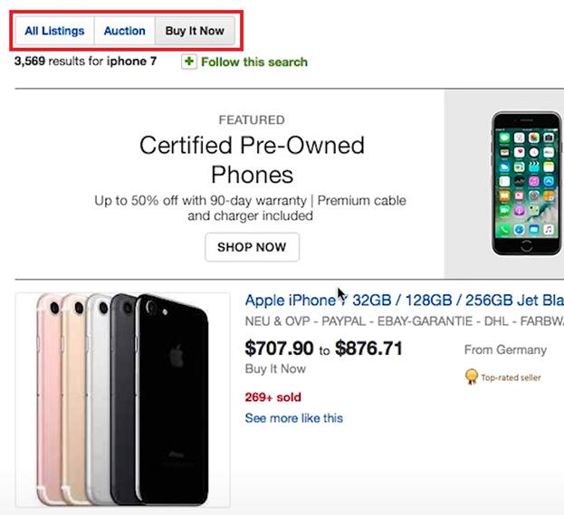 что такое ebay и как им пользоваться