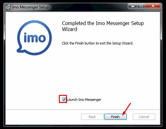 Как установить имо на компьютер без телефона и пройти регистрацию