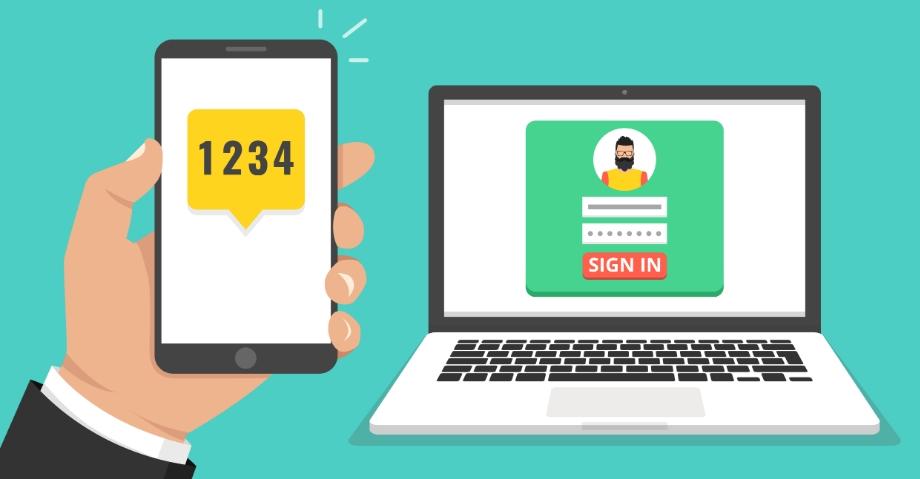 Защитить данные в интернете с помощью двухфакторной аутентификации