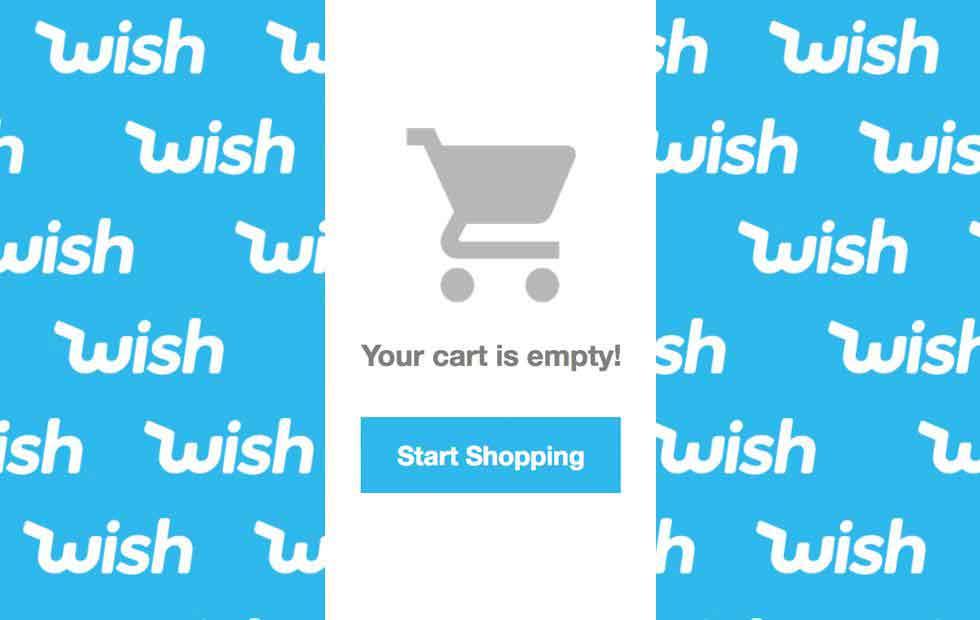 Wish Интернет магазин без регистрации