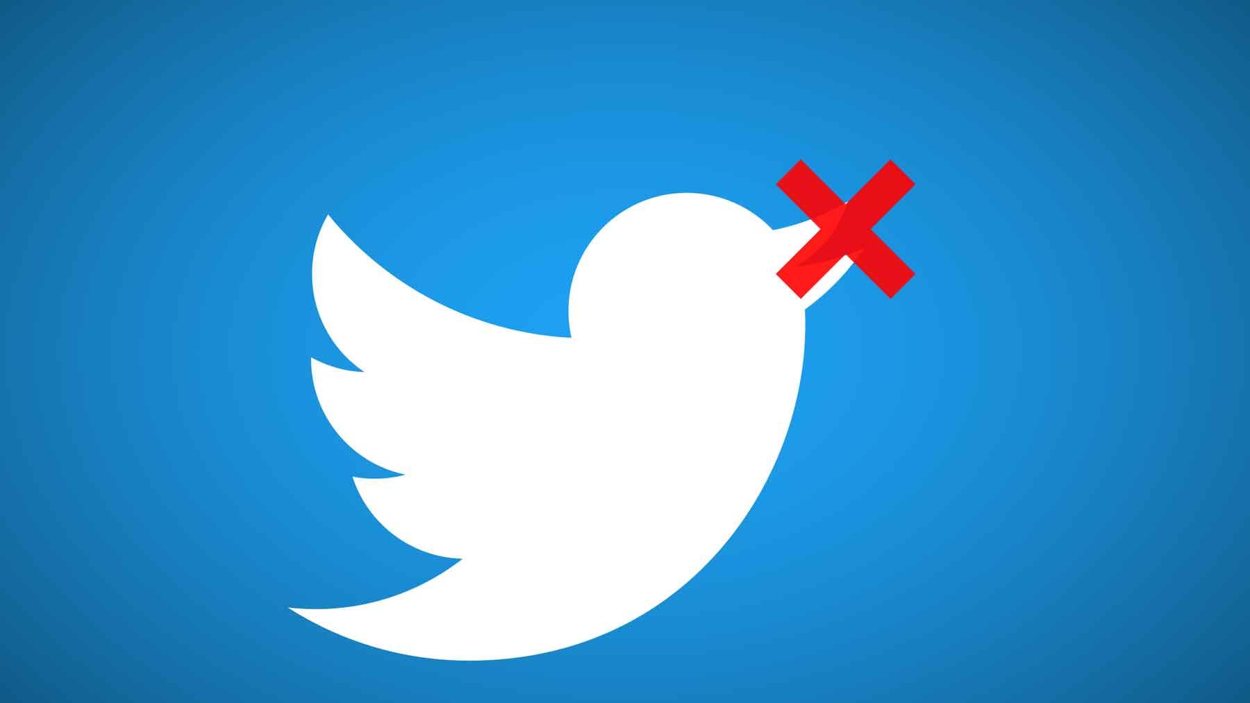 Теневой бан в Твиттере