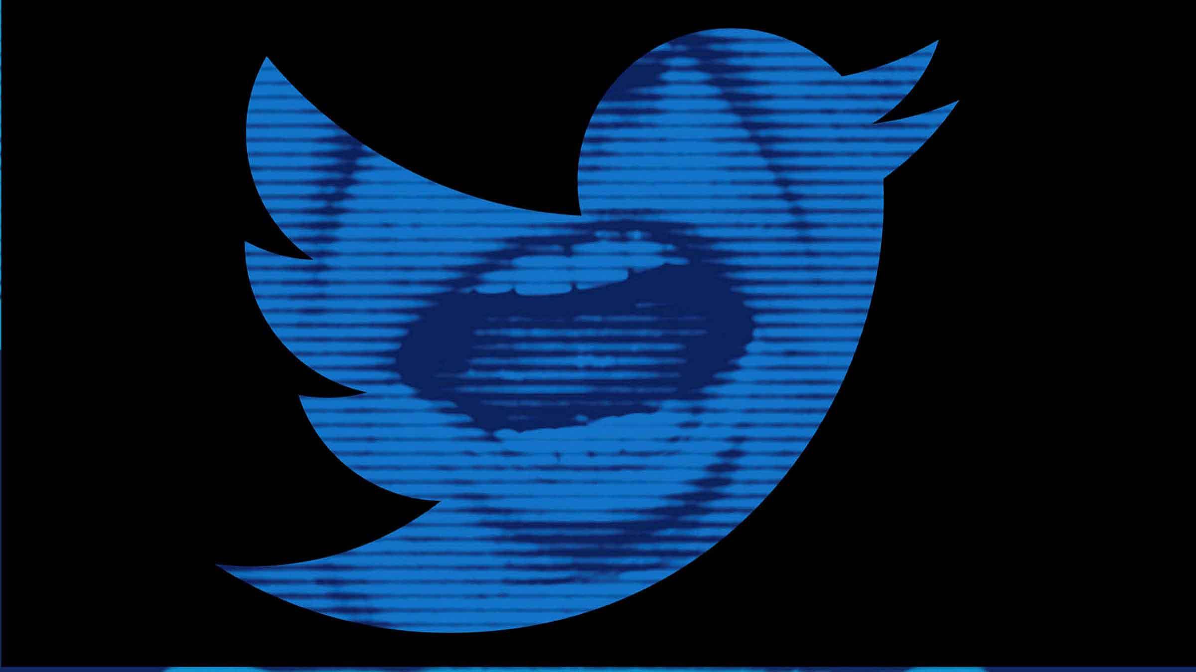 Твиттер заблокировал аккаунт в России